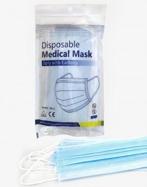 Mascarilla quirurgica 3 capas certificada CE