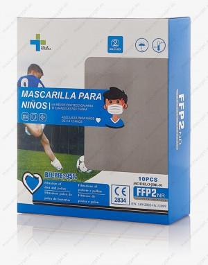 mascarilla FFP2 infantil